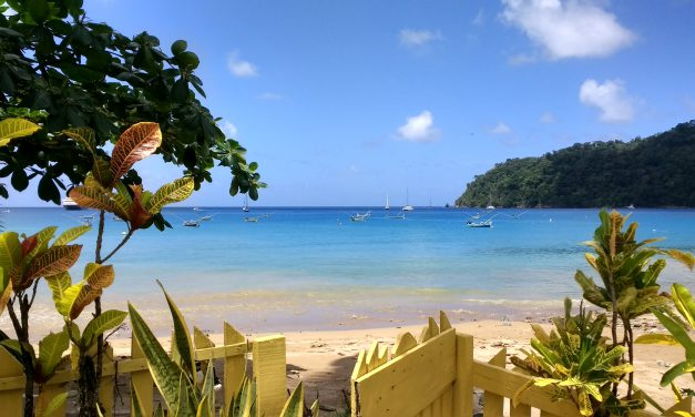 Op naar de Carieb…Tobago