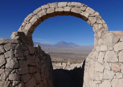 Hike with a view at San Pedro the Atacama