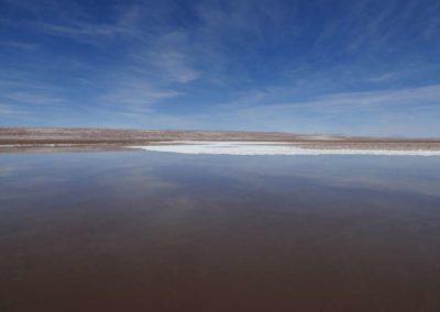 Saltlakes Atacama dessert