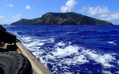 Pitcairn in beeld