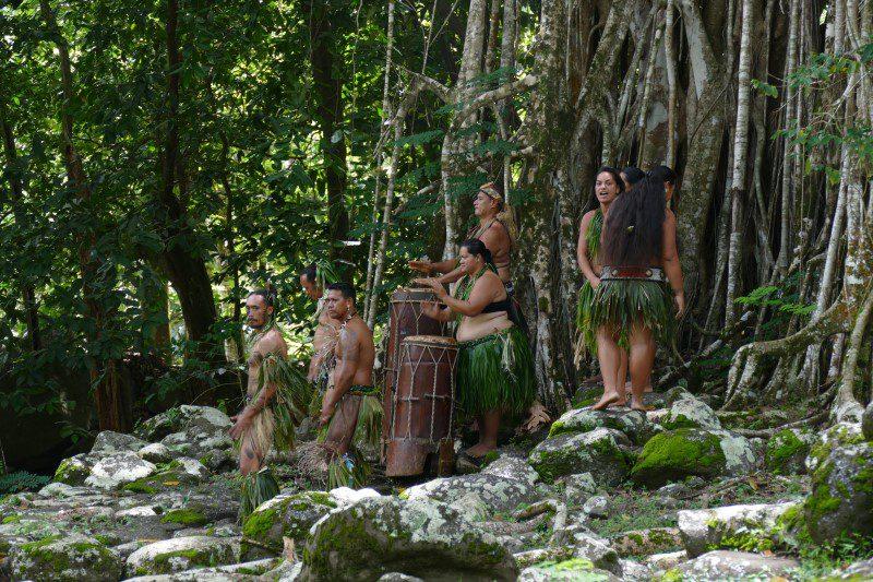 Marquesian dance