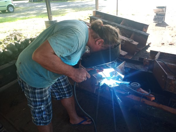 Welding repair generator
